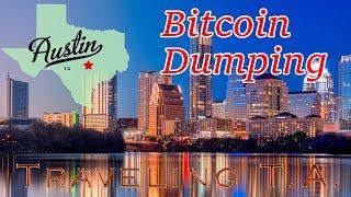 Bitcoin Live : BTC Continuing to Dump. Austin, Texas Stream. Crypto Technical Analysis