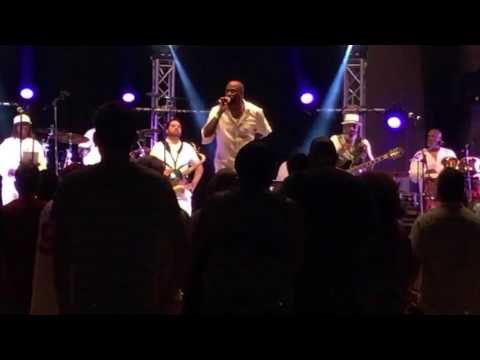 Instant Funk ~ Performing at the Ambassadors Of Funk Show
