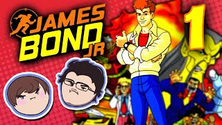 James Bond Jr.: Can't Shake 'Em! - PART 1 - Grumpcade (Ft. Markiplier)