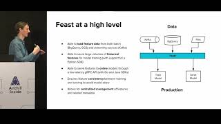 Closing talk: Feast - feature store for Machine Learning
