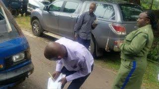 18/02/2018 INFOS DE CHEZ NOUS. IMAGES DE L'ACCIDENT DE KABILA EN ZAMBIE.
