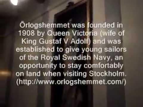 Queen Victoria Hotel, Stockholm