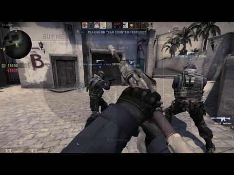 CS:GO Escape from silver P.1 When the enemy team suddenly turns pro