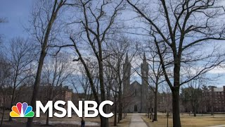 Pandemic Dramatically Changing The Way Americans Live And Work | Stephanie Ruhle | MSNBC