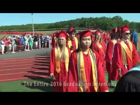 Sachem East Graduation 2016 - DVD Promo