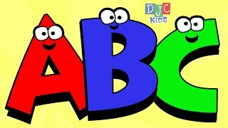 Enjoy another ABC - Alphabet Song and phonics video, for children, ...