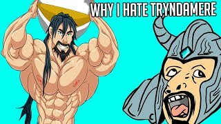 Why I Hate Tryndamere: An Angry Champion Spotlight
