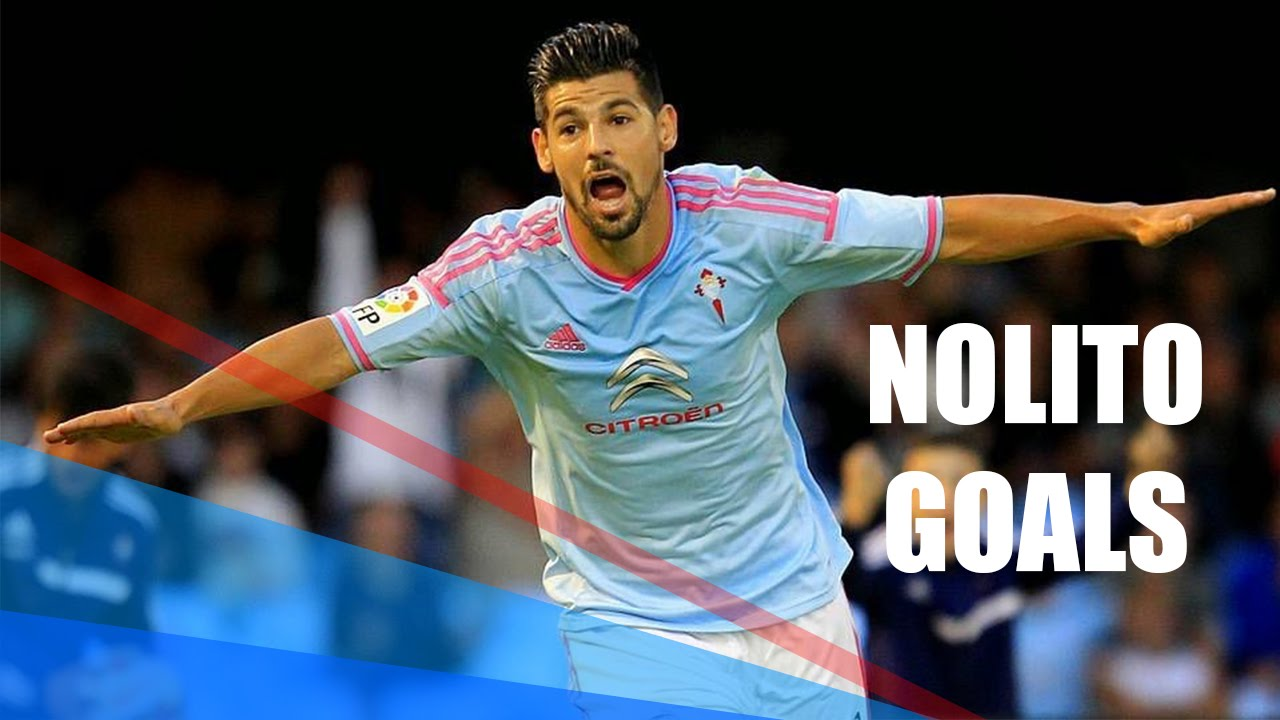 Nolito Celta Amazing Goals And Assists 2015 16