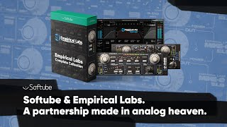 Introducing Empirical Labs Mike-E Comp, Lil FrEQ, and Trak Pak For Console 1 – Softube