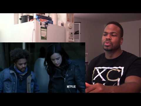Marvel's Jessica Jones - Official Trailer 2 REACTION!!!