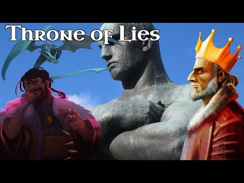 Throne of Lies: I REFUSE!!!