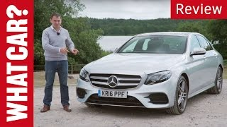 Mercedes E-Class review - What Car?