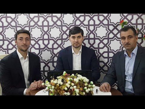 Hacı İlkinin təqdimatında Iftara Doqru 8 Qonaqlarımız Kərbəlati Fətiağa&Fazil (Canlı)