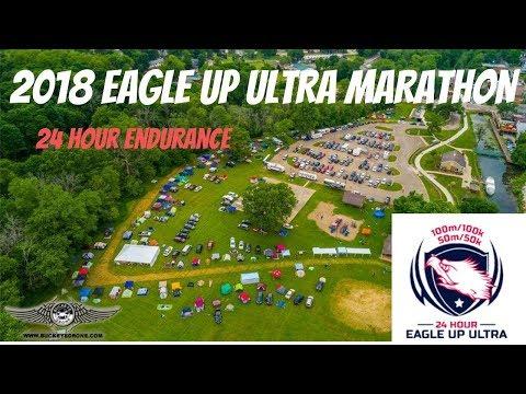 24 Hour Endurance Eagle Up Ultra Marathon 2018 - Canal Fulton, OH
