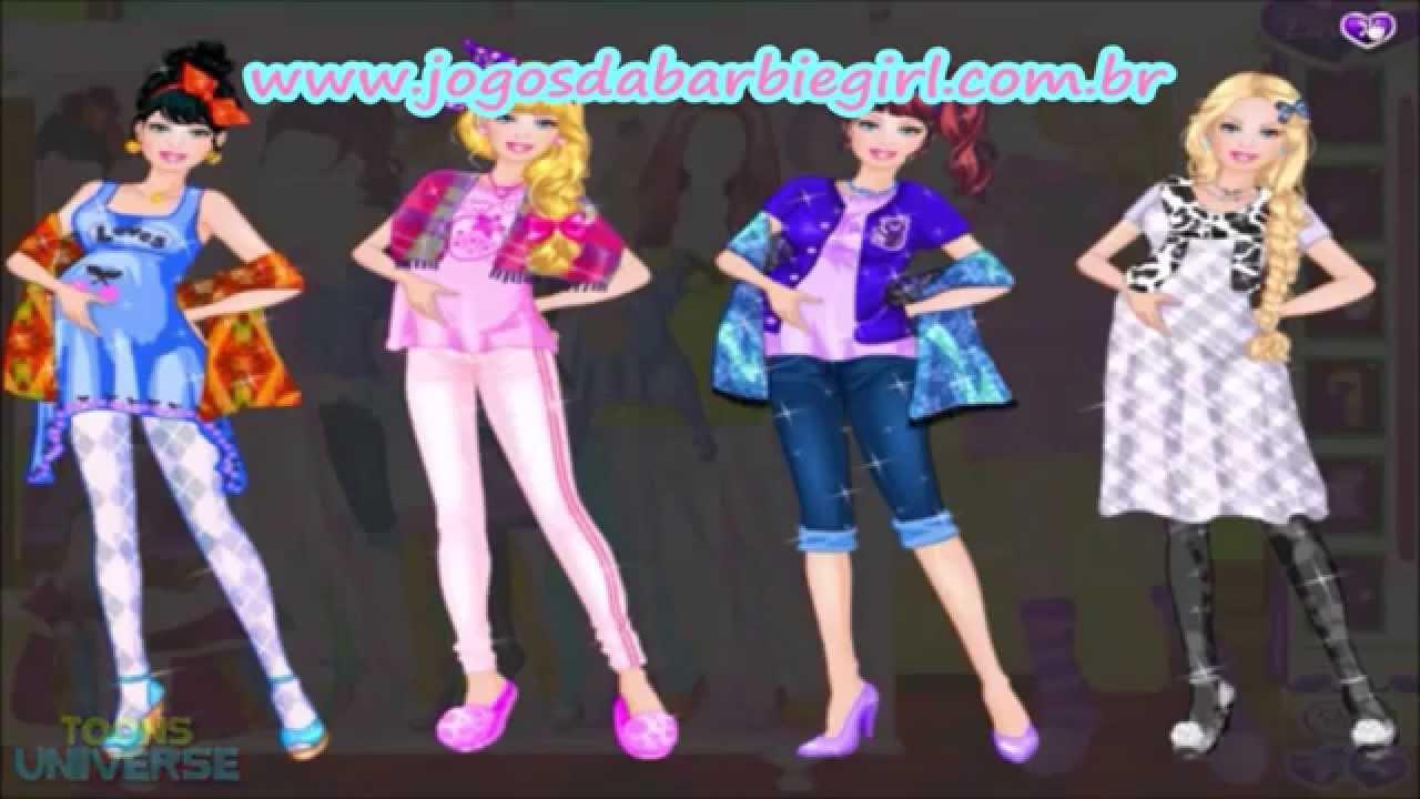 baixar jogos da barbie gratis
