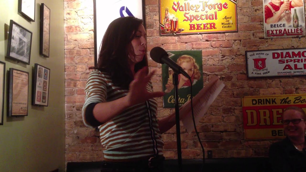 heather corallo reads her personal essay a mother s love at  heather corallo reads her personal essay a mother s love at tuesday funk 58