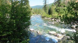 Icicle River RV Resort - Leavenworth, WA.