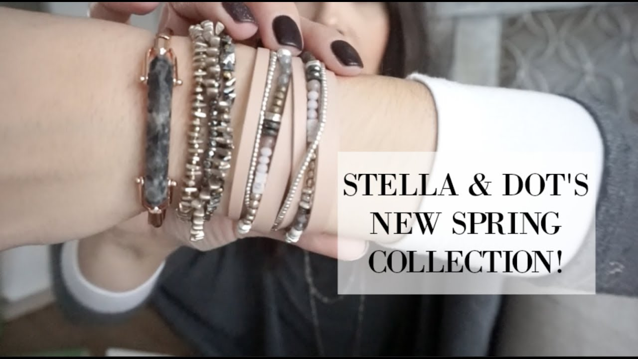 Stella dot spring 2019 collection top jewelry trends for spring youtube for Trendy celebrity watches