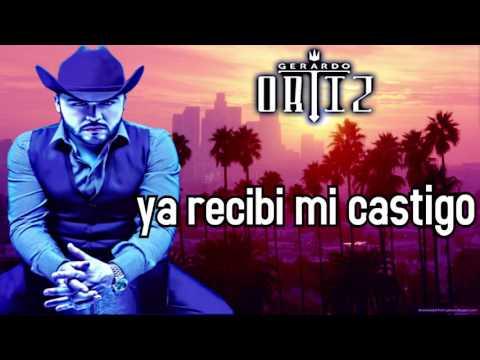 REGRESA HERMOSA LETRA HD  GERARDO ORTIZ