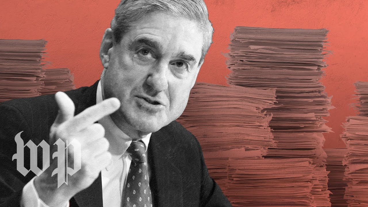 Opinion | President Trump says he's innocent. If so, he should want the Mueller report public.