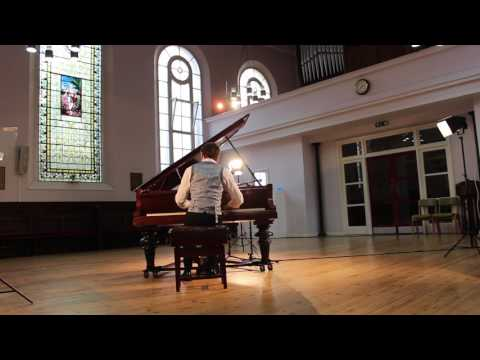 Chopin - Ballade No  1 in G minor, Op  23 - Marc Hepburn