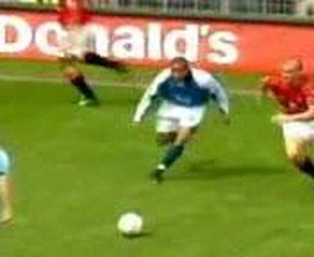 Roy keane bad tackle youtube for Roy s fishing supply