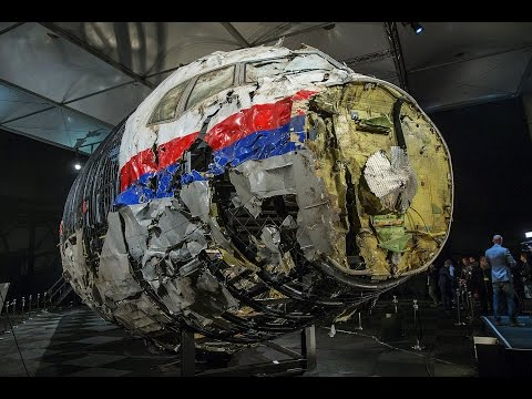 Eng subs  Independent investigation of plane crash of the Boeing-777 of Malaysian airlines #MH17