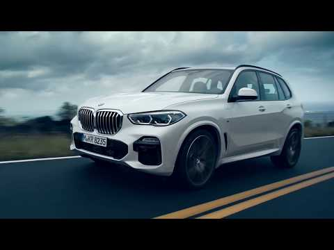 Meet The All New Bmw X5 Youtube