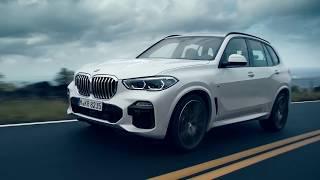 Meet the All-New BMW X5