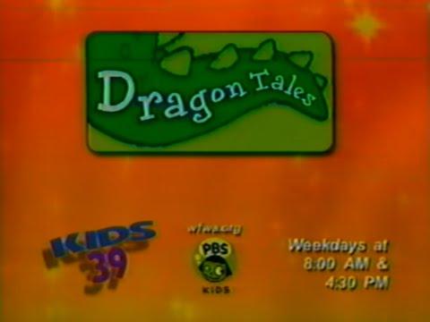 PBS Kids : Dragon Tales 2002 WFWATV