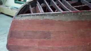 '46 Gar Wood Ensign Tosides Transom Stripped 10 11 13