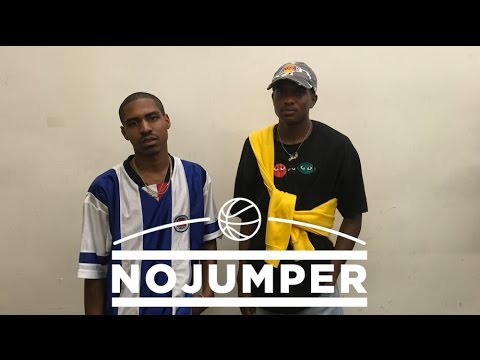 The Cyril Roy Palmer Interview - No Jumper
