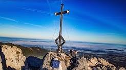 Bayerns größtes Gipfelkreuz| Wanderung auf die Kampenwand| PROJECT HISTORY