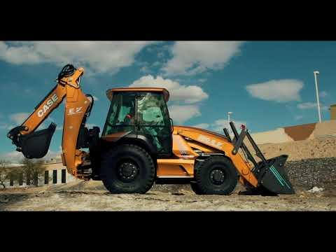 CASE Construction Equipment 2020 Весь модельный ряд строительной техники CASE Construction