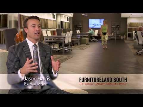 Designing the Furnitureland South Design Center