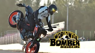 KTM 690 DUKE R 2016, Bomber Magazine´s first ride