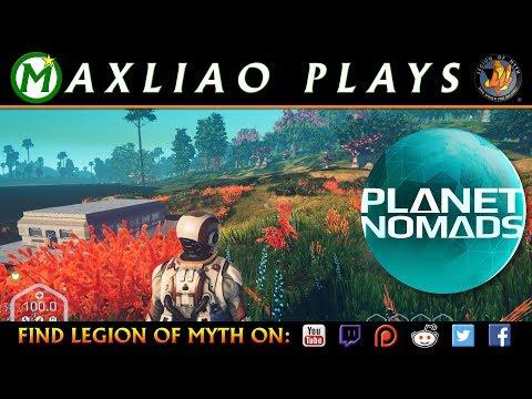 PLANET NOMADS #21 | 13 April 2018 Livestream | North Base
