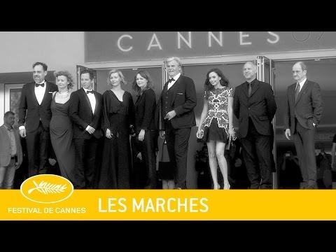 TONI ERDMANN - Les Marches - VF - Cannes 2016