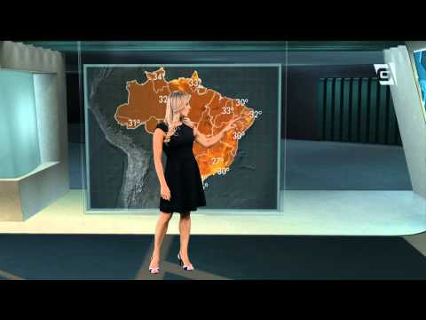 Previsão do Tempo – 15/04/2015