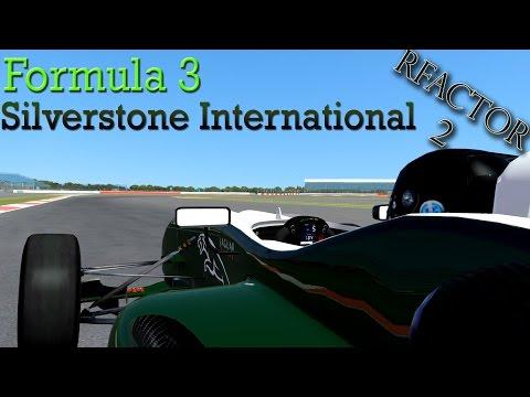rFactor 2 - MAK-Corp Formula 3 - Silverstone International