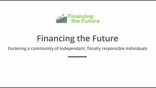 Financing the Future Overview- HD 720p