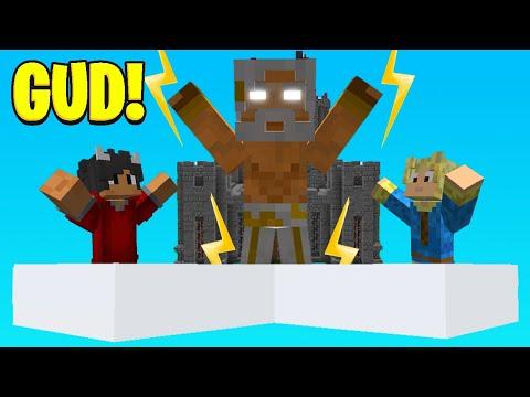 Download Guds Hemmelige Base I Minecraft!