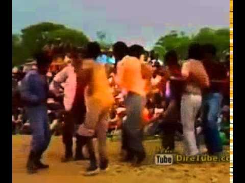 Very Funny Oldies Dance in Ethiopia