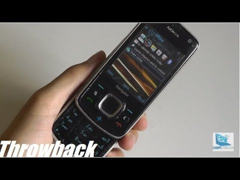 Throwback Review: Nokia 6210 Navigator GPS Smartphone!
