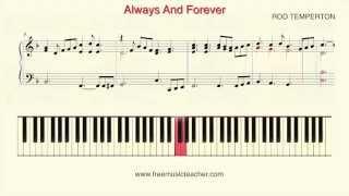 Video Always And Forever -  Luther Vandross download MP3, 3GP, MP4, WEBM, AVI, FLV Juli 2018