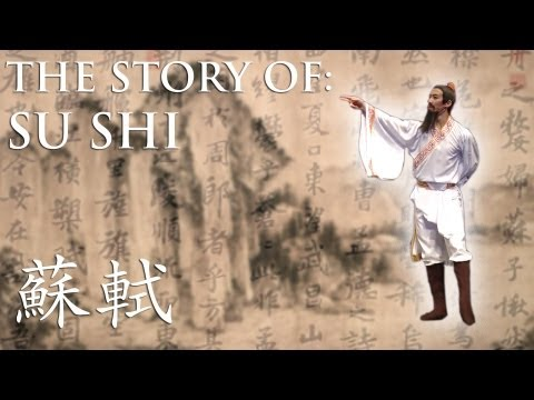 Discovering China - Su Shi - One of China's Most Famous Poets