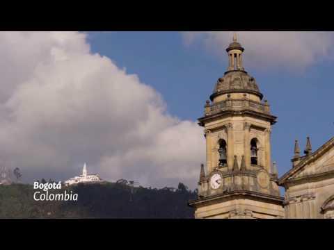 """La ciudad blanca - Universidad Nacional de Colombia """"Sede Bogotá"""""""