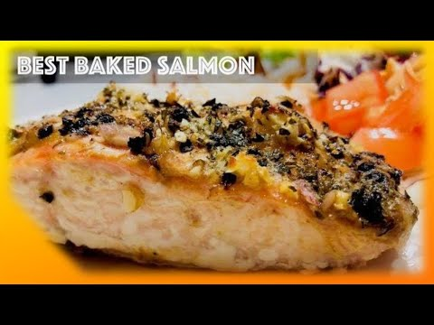 The Best Baked Salmon Recipe (5 Ingredients)