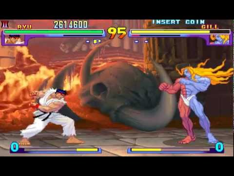 Arcade Longplay [371] Street Fighter III: New Generation