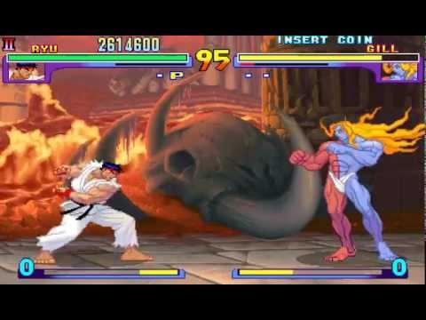 Arcade Longplay [371] Street Fighter III: New Generation ...